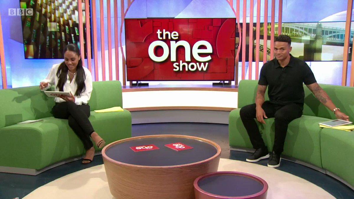 @BBCTheOneShow's photo on JENNIFER ANISTON