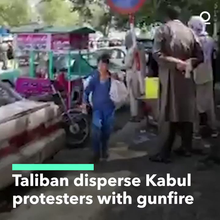 Taliban fighters reportedly brawl inside presidential palace over power divide