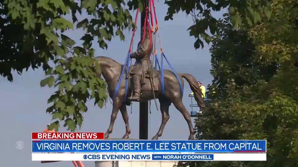 @CBSEveningNews's photo on Robert E Lee