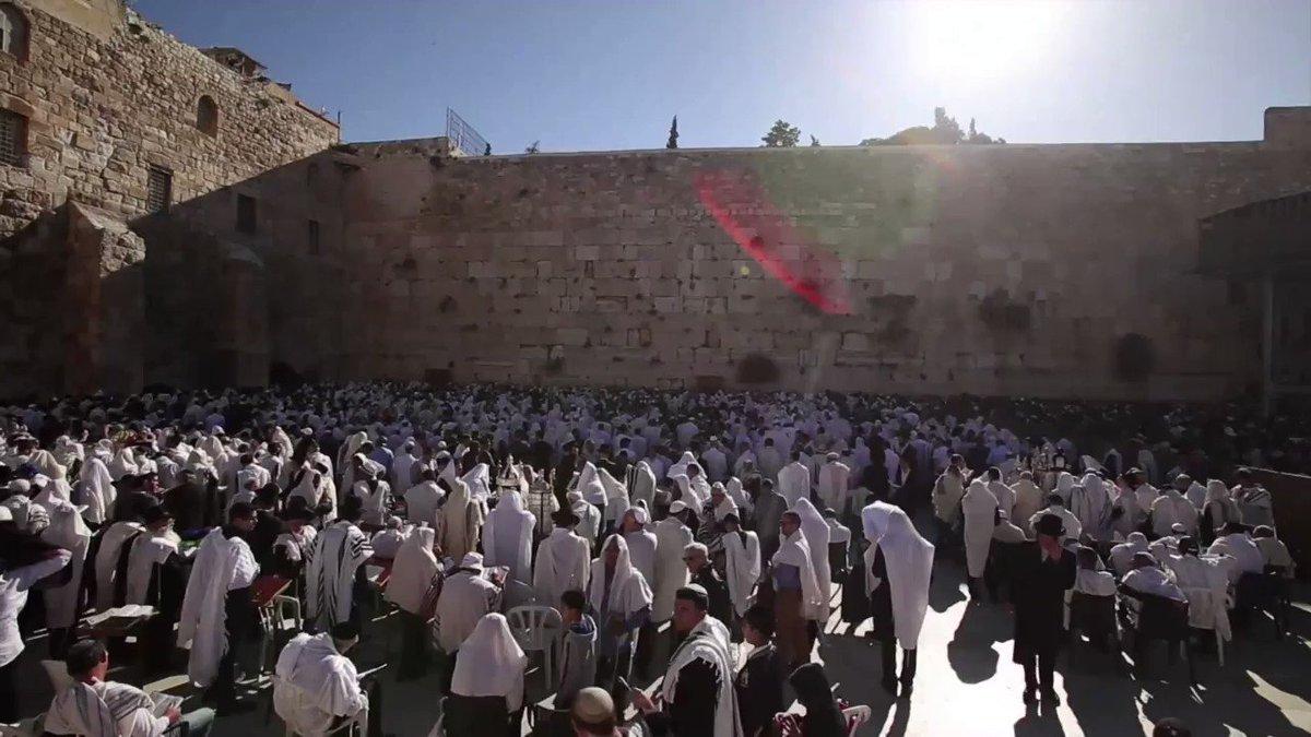 يحل مساء اليوم عيد الغفران (يوم كيبور) – ماذا تعرف عن أقدس أيام السنة العبرية؟