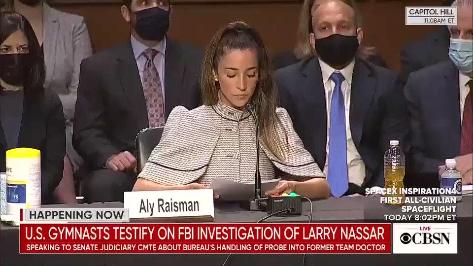 @CBSNews's photo on Aly Raisman