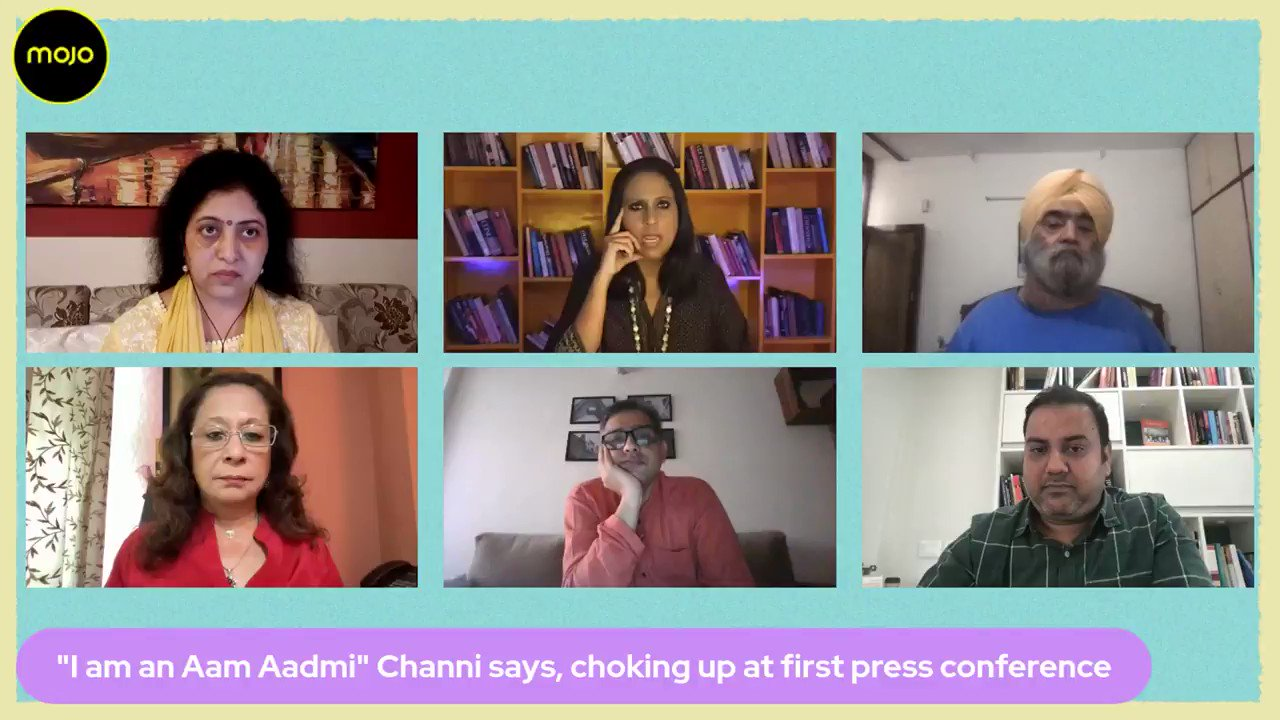 @BDUTT: Where @tavleen_singh & senior journalist Prabhjot Singh wager that Captain Amarinder will not stay with Congress & apart from @SujataIndia1st neither @rahul_tverma nor @Ahmed1Hilal are convinced that the worst is over for the party in Punjab. Full show :