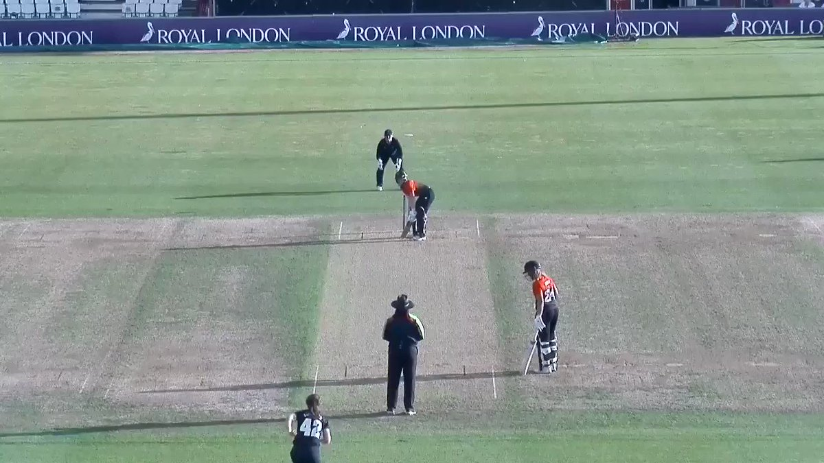 Emily Windsor scores the winning run as @VipersKSL are crowned back-to-back #RHFTrophy champions! https://t.co/49UMypFLQf