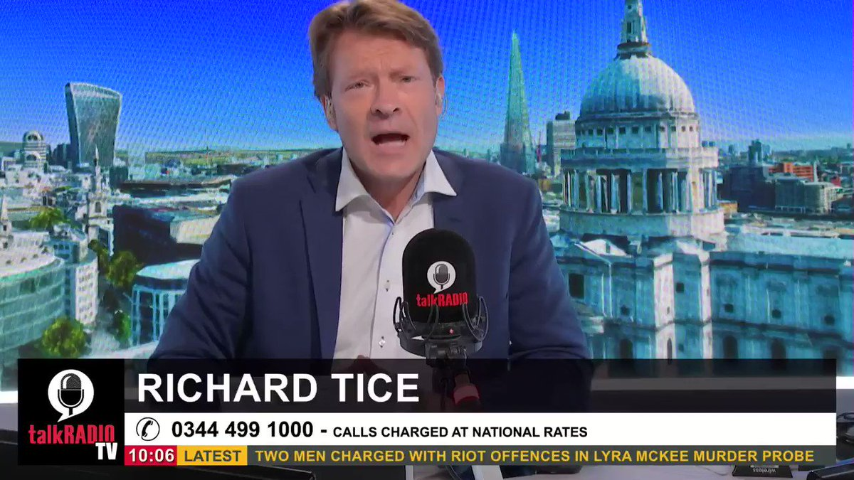 Richard Tice gives his take on the energy crisis.  'We are a great nation of lions, in my view, led by donkeys. We can do so much better.'  @TiceRichard