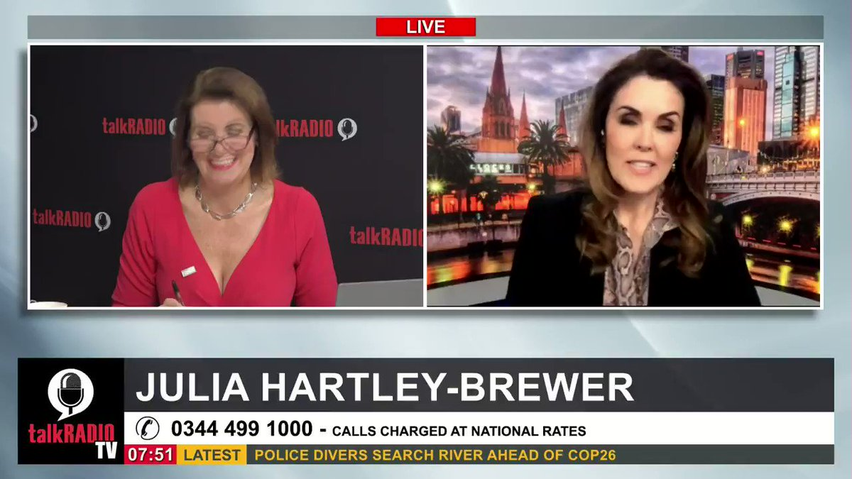 Sky News Australia's Peta Credlin says people are 'angry' police reacted violently to peaceful protests against lockdown.  'We had black lives matter protests last year and there was no action by police. People have lost their freedoms by stealth.'  @JuliaHB1