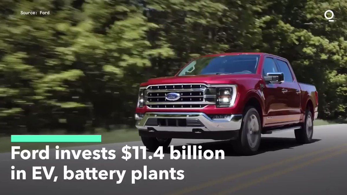 ... the biggest investment in the U.S. automaker's history @SacEV