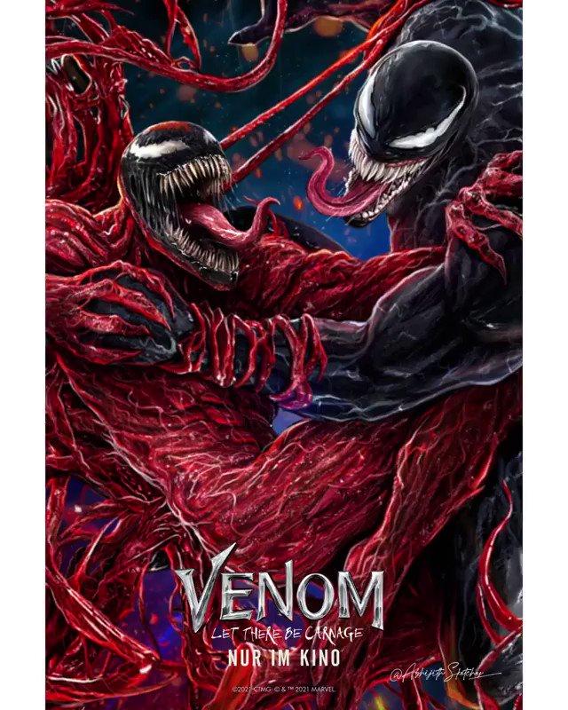 Was passiert, wenn #Venom und #Carnage a