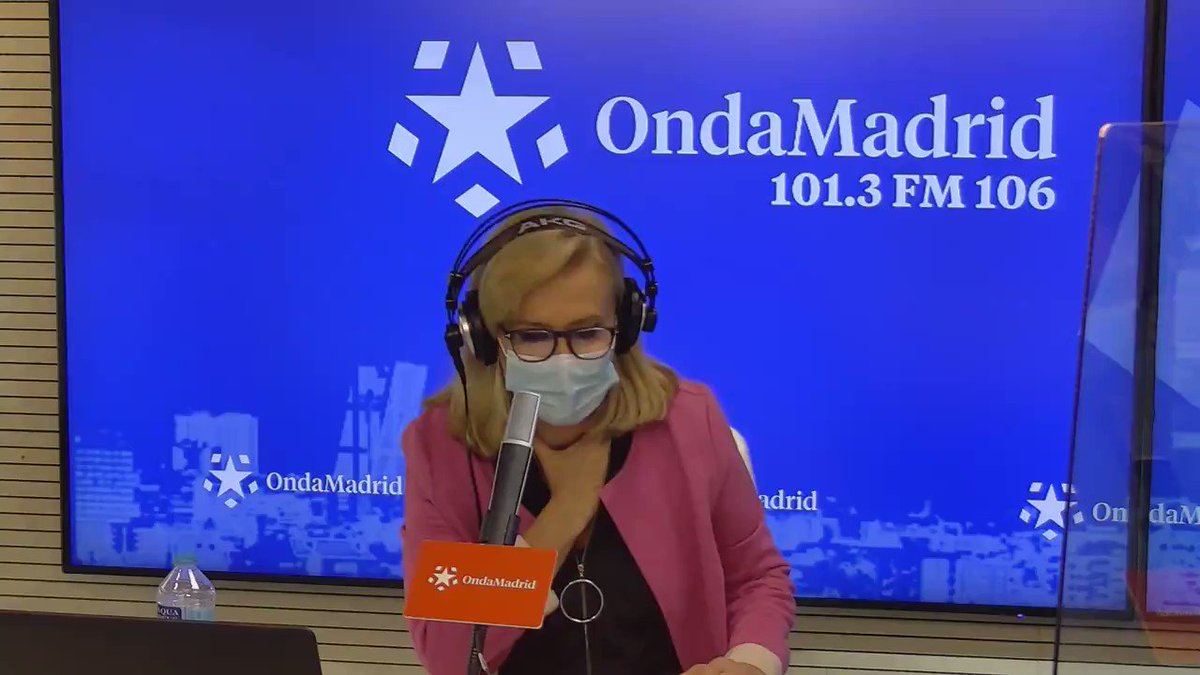 Image for the Tweet beginning: Recordamos la entrevista a Mónica