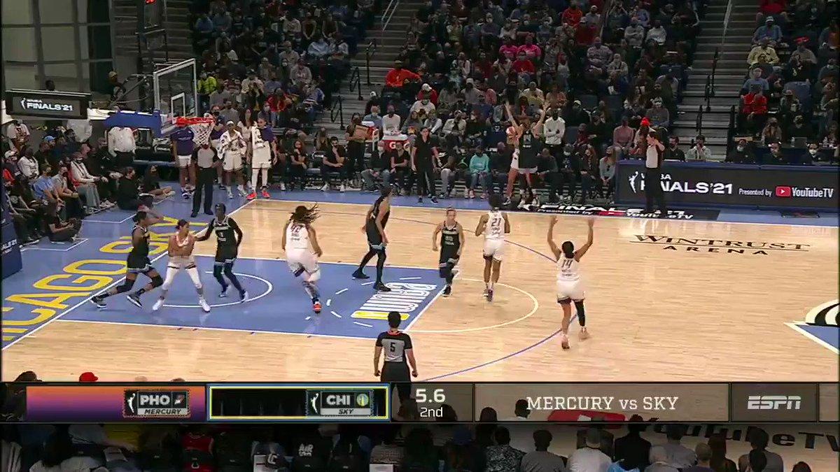 @SportsCenter's photo on #WNBAFinals
