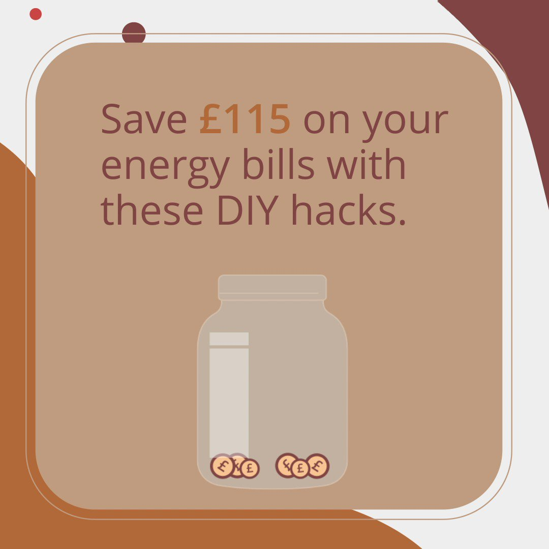 Insulating doesn't always mean you need to get the professionals in.   Here are some quick and easy insulation jobs  you can do yourself that will save you £££ this winter: onehome.org.uk/your-home/19-w…  #EnergyBills