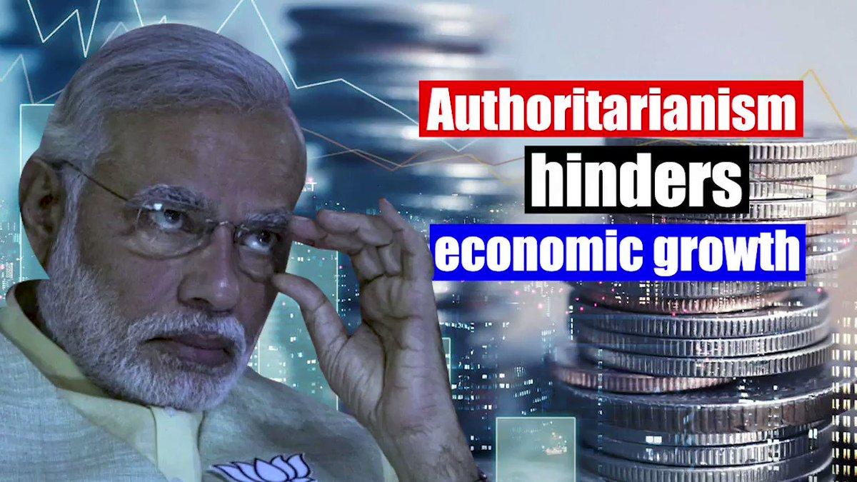 Authoritarianism, cronyism, majoritarianism: the ideologies of the BJP government.