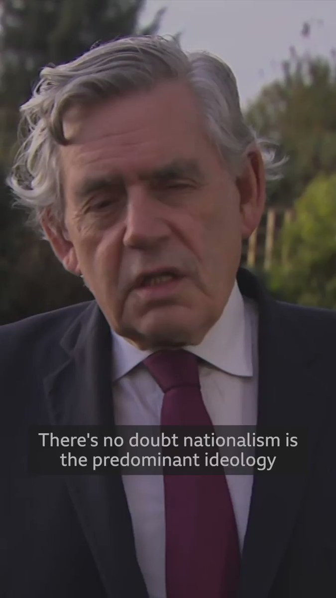 'You can't justify this intolerable waste.'  Ex prime minister Gordon Brown tells #Newsnight spare vaccines should be immediately airlifted by the military to poorer countries as 100 million vaccines will pass their use-by date by the end of the year  🎥 bbc.in/3jkFtpt