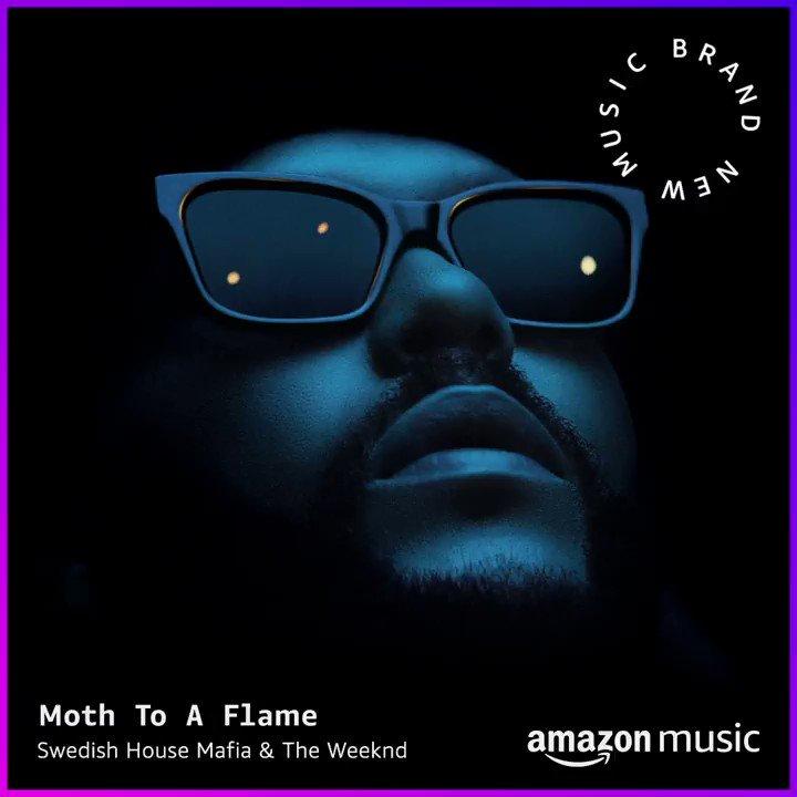 So many amazing new tracks have dropped this #NewMusicFriday! 👇  🔥 @swedishousemfia & @theweeknd  💔 @mimiwebb 💃 @djsnake, @ozuna, @theestallion & Lisa of @BLACKPINK 🥰 @SELFESTEEM___  🤝 @CraigDavid & @MNEK  Listen to our Brand New Music playlist! 👉 amzn.to/3CiwWdS