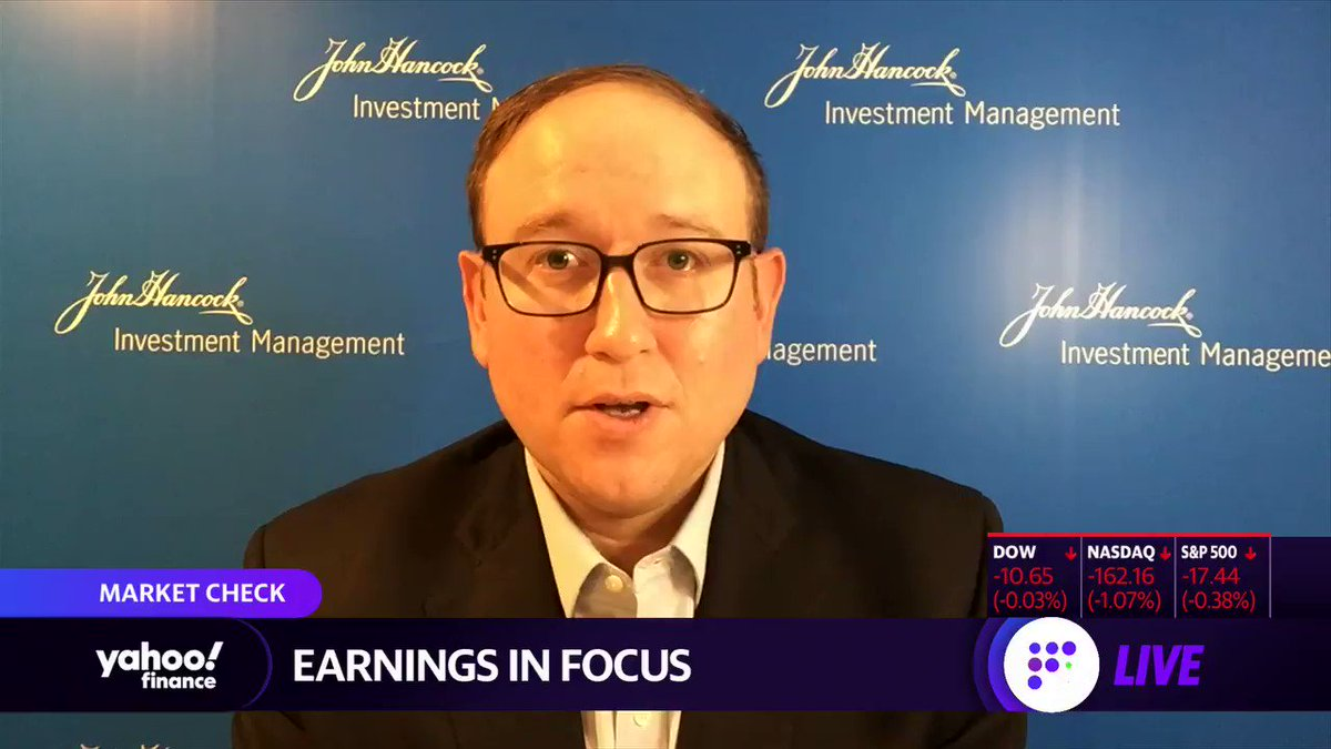Our Co-Chief Investment Strategist @matthew_miskin  explored the near-term earnings growth outlook on @YahooFinance this morning.  #marketoutlook #growthoutlook #economicoutlook