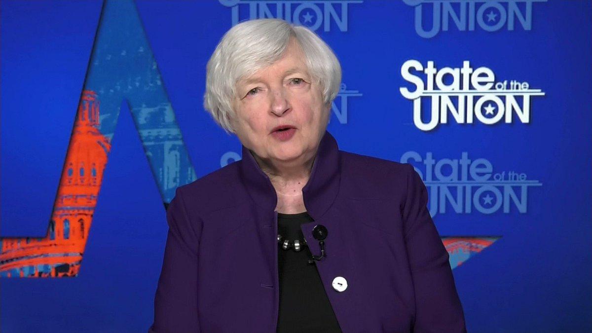 @disclosetv's photo on Yellen
