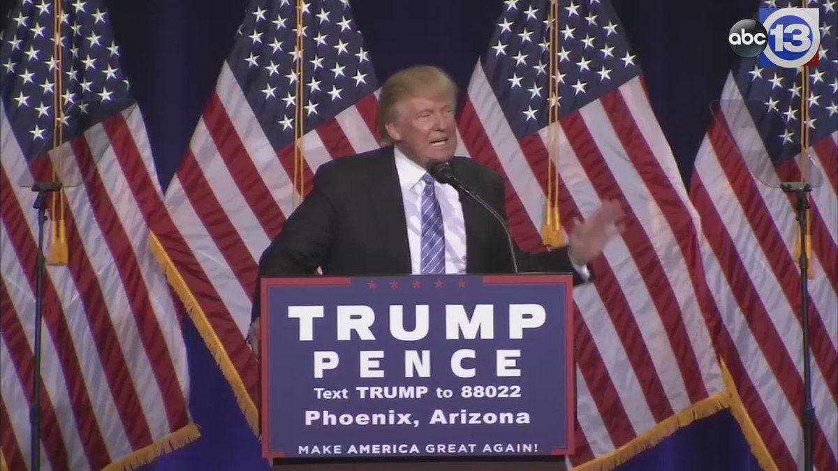 Trump: For the money we are going to spend on illegal immigration in 10 years, we could provide 1m school vouchers.