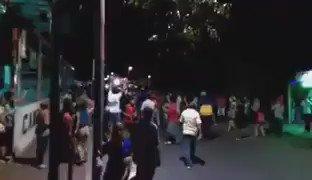 Thumbnail for Personalidades, políticos y periodistas se pronuncian sobre cacerolazo a Maduro en Villa Rosa, Margarita