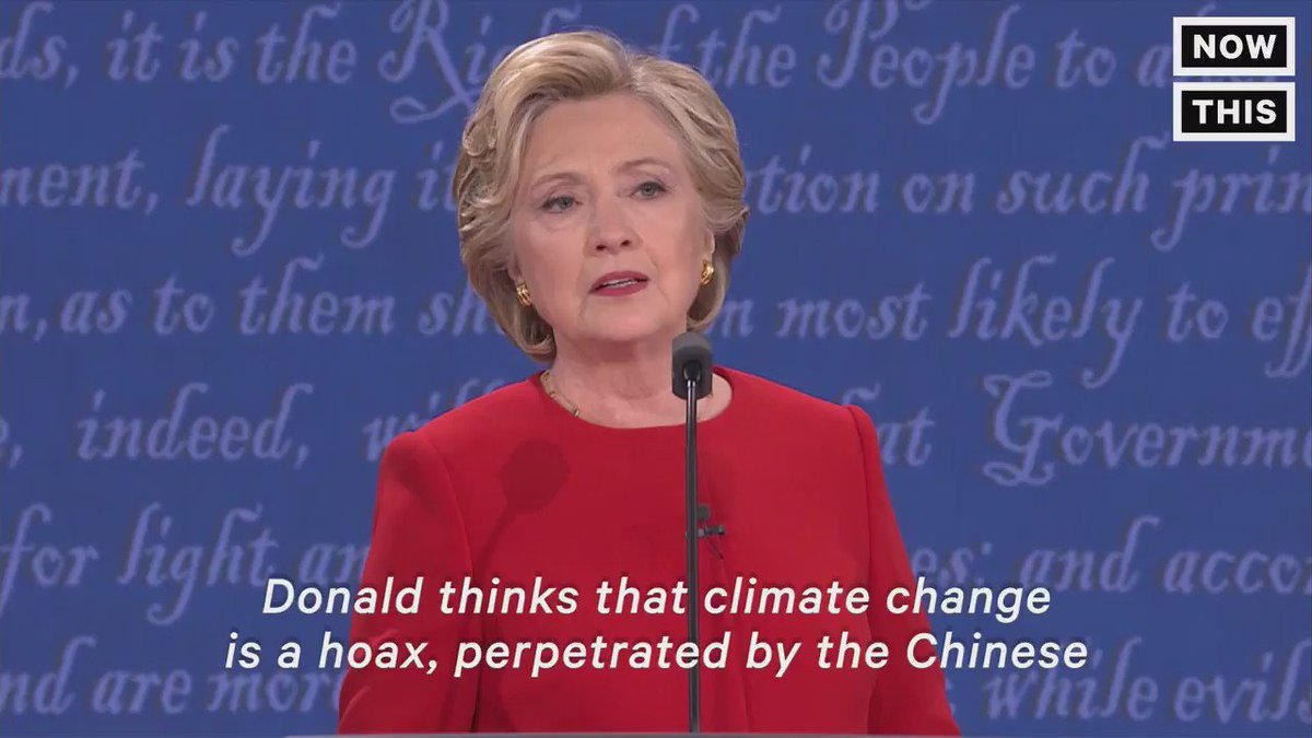 Fact check: donald trump really did say climate change was ...