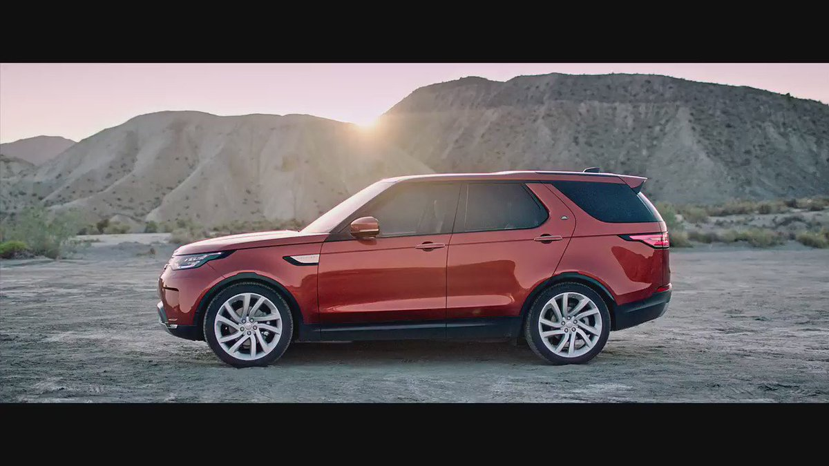 The All-New Discovery sets a new benchmark in contemporary design. Configure yours: https://t.co/WD6hhEHNAV https://t.co/ID09ZgoaXe