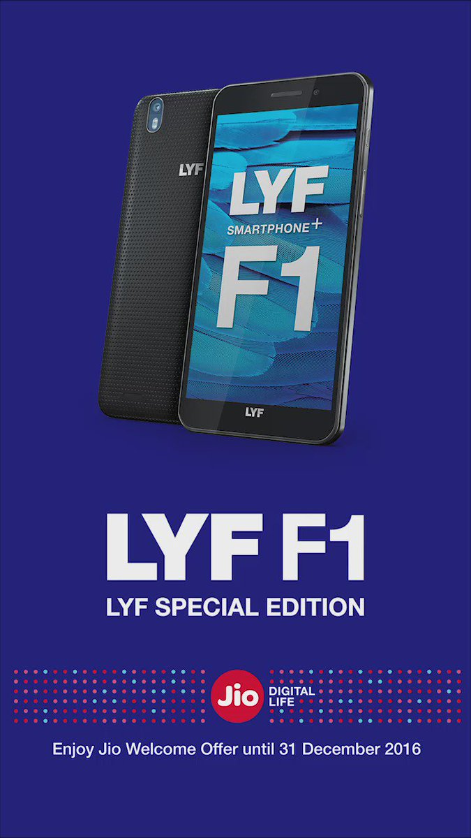 Reliance-Lyf-F1
