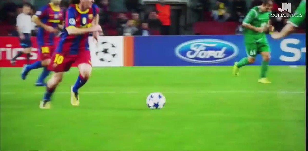 Los caños de Messi https://t.co/VA1ivTDqzJ