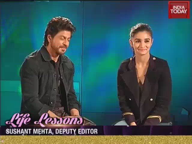 #InDaClub .@iamsrk and @aliaa08 talk about their upcoming release #DearZindagi. Click 'watch now' for full interview