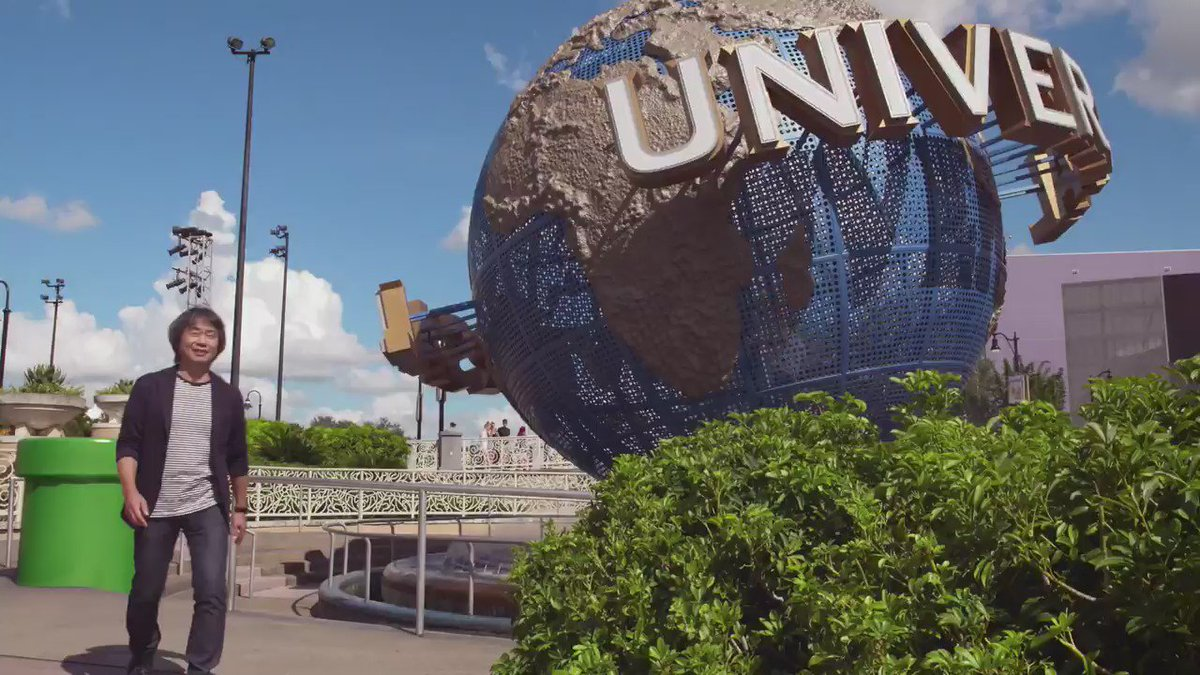 See how #Nintendo will come to life at Universal Theme Parks across the globe at https://t.co/QDyXr5L7dc.