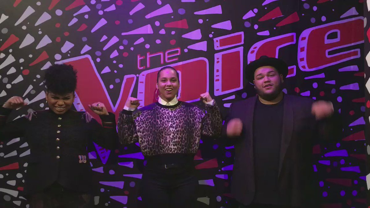 Vote for #TeamAlicia tonight! #VoiceSaveWe #VoiceSaveChristian on #VoiceResults https://t.co/t0b5nn4UgY @aliciakeys https://t.co/0D7jBFbOK0