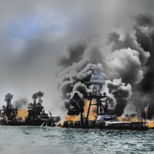 75 years ago today, PearlHarbor was attacked
