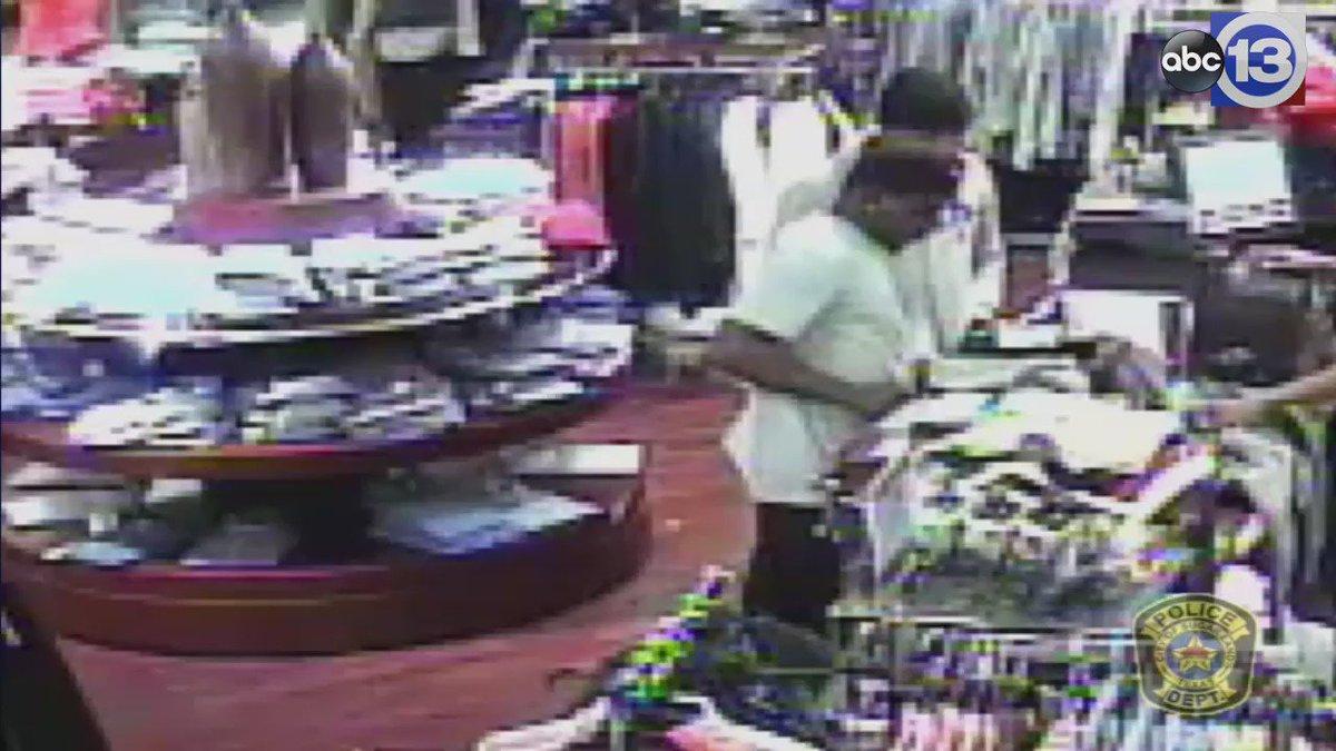 Cameras capture men using woman's debit card after brutal Sugar Land attack - ABC13