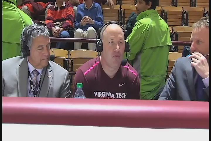 Buzz Williams is the absolute best. #Hokies https://t.co/q7v3sD2D35