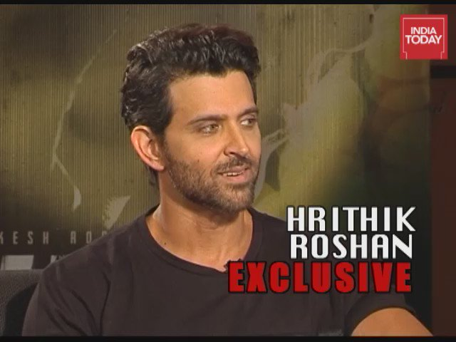 Watch exclusive interview of @iHrithik​ on @IndiaToday​ TV #InDaClub at 11.30 pm tonight