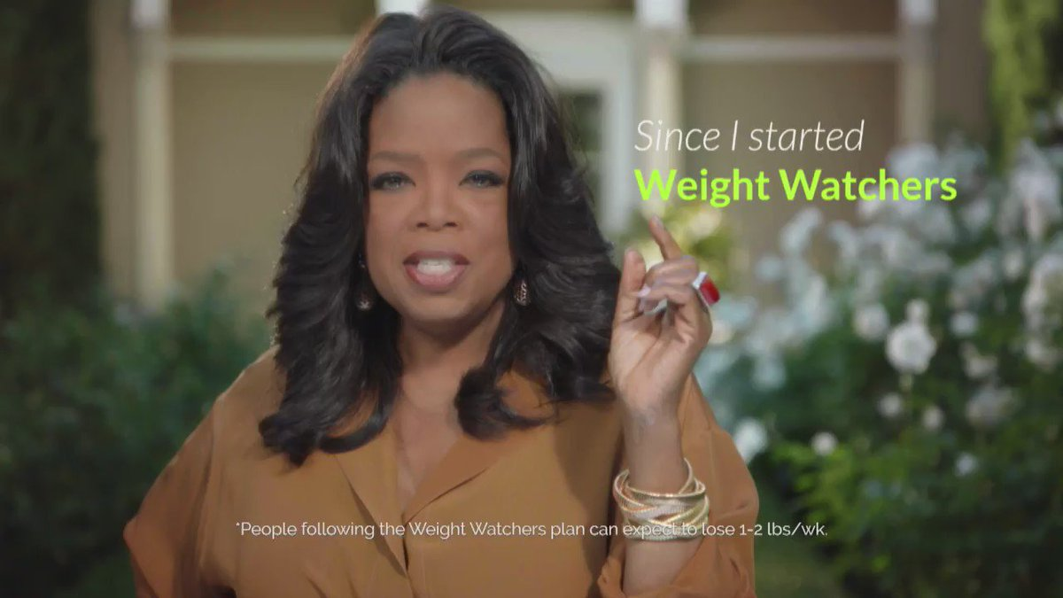 """I felt it """"click"""" right from the beginning. On @WeightWatchers, I live the life I want & I never feel deprived. https://t.co/7Sw6zFiw3C"""
