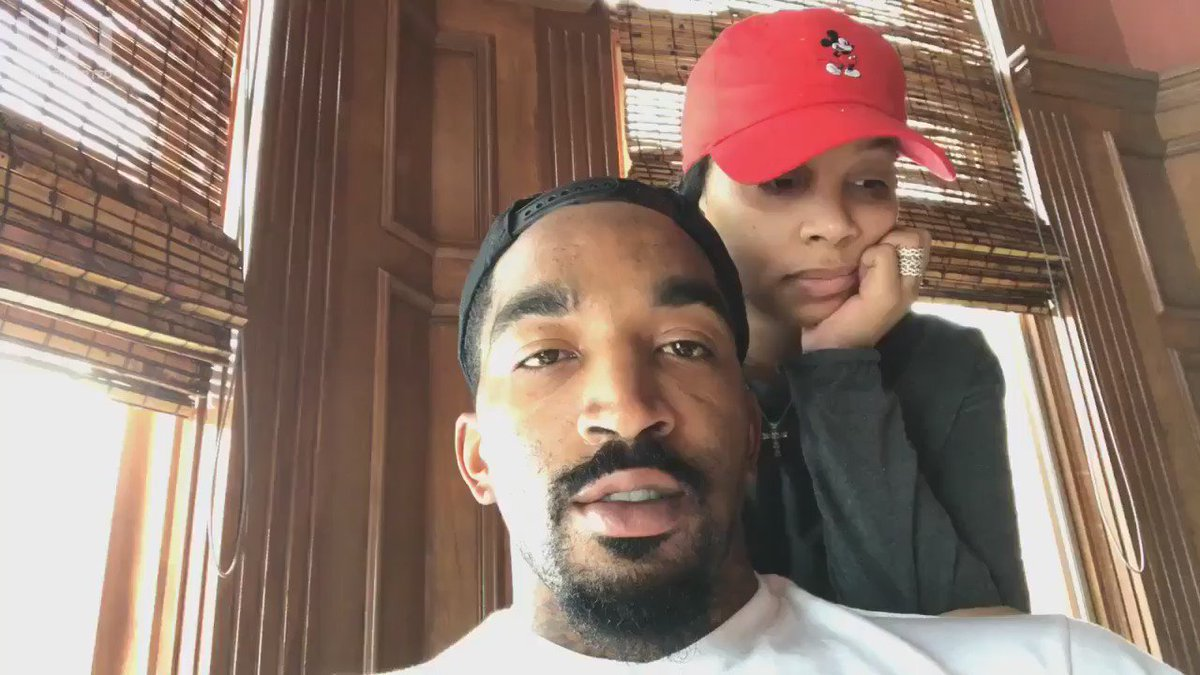 NBA Star J.R. Smith Reveals His Wife Gave Birth to Their Daughter 5 MonthsEarly