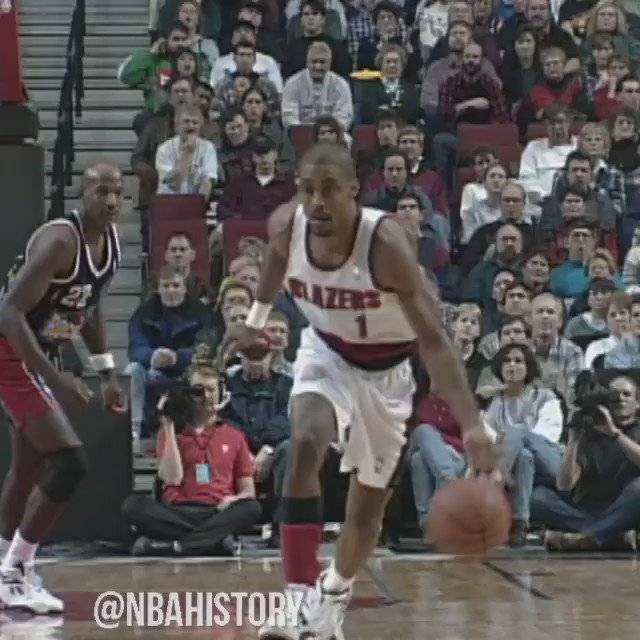Guaranteed made \em jump like Rod Strickland Happy 53rd birthday to a point gawd