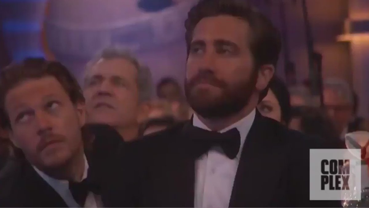 Jake Gyllenhaal tmrw morning after he Googles 'Bad and Boujee' #GoldenGlobes