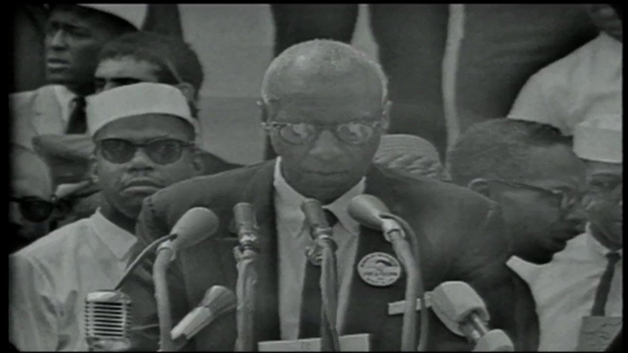 RT @MichaelSkolnik: 23 year old John Lewis' speech.  The March on Washington. August 28, 1963. https://t.co/RQhPC1t6hA