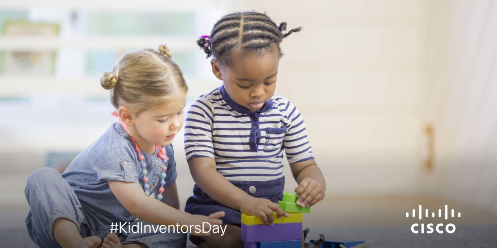 The young minds of today can be the innovators of tomorrow. Never stop dreaming. #KidInventorsDay https://t.co/hbEbuwxtix