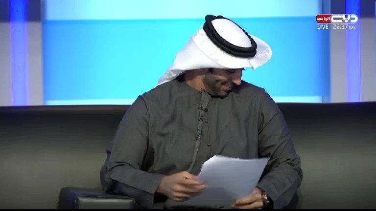 جانب من المؤتمر الصحفي لمدرب #الوحدة بعد مباراة #الجزيرة #دوري_الخليج_...