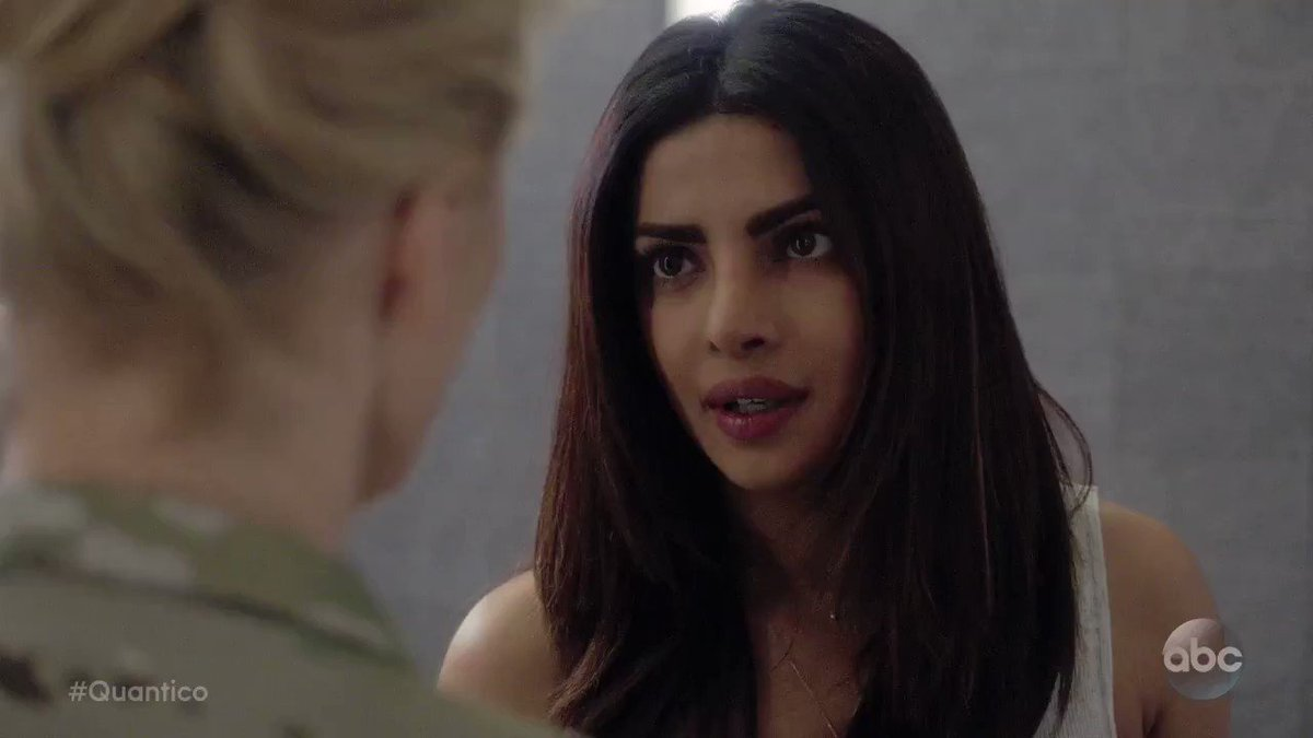 Things are about to get even more intense! #Quantico premieres TONIGHT...