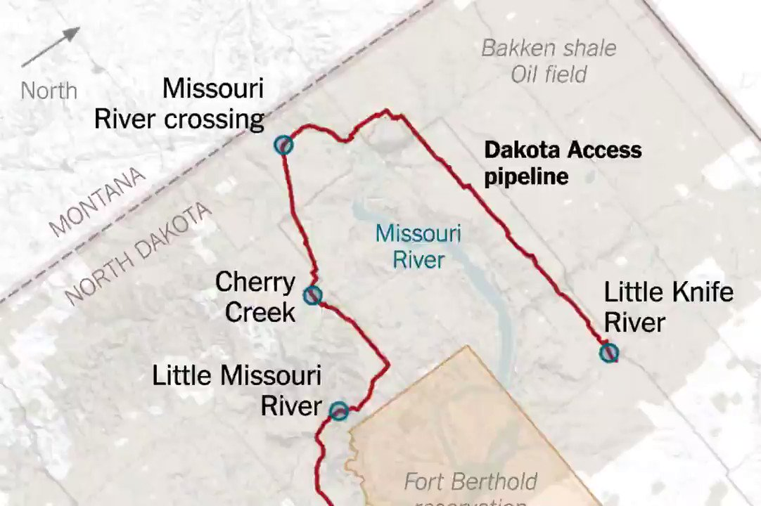 The 1,172-mile Dakota Access pipeline could begin transporting oil as early as this week.
