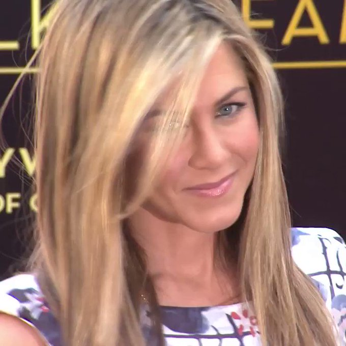 Happy Birthday, Jennifer Aniston! See the ageless beauty\s hair evolution over the years.