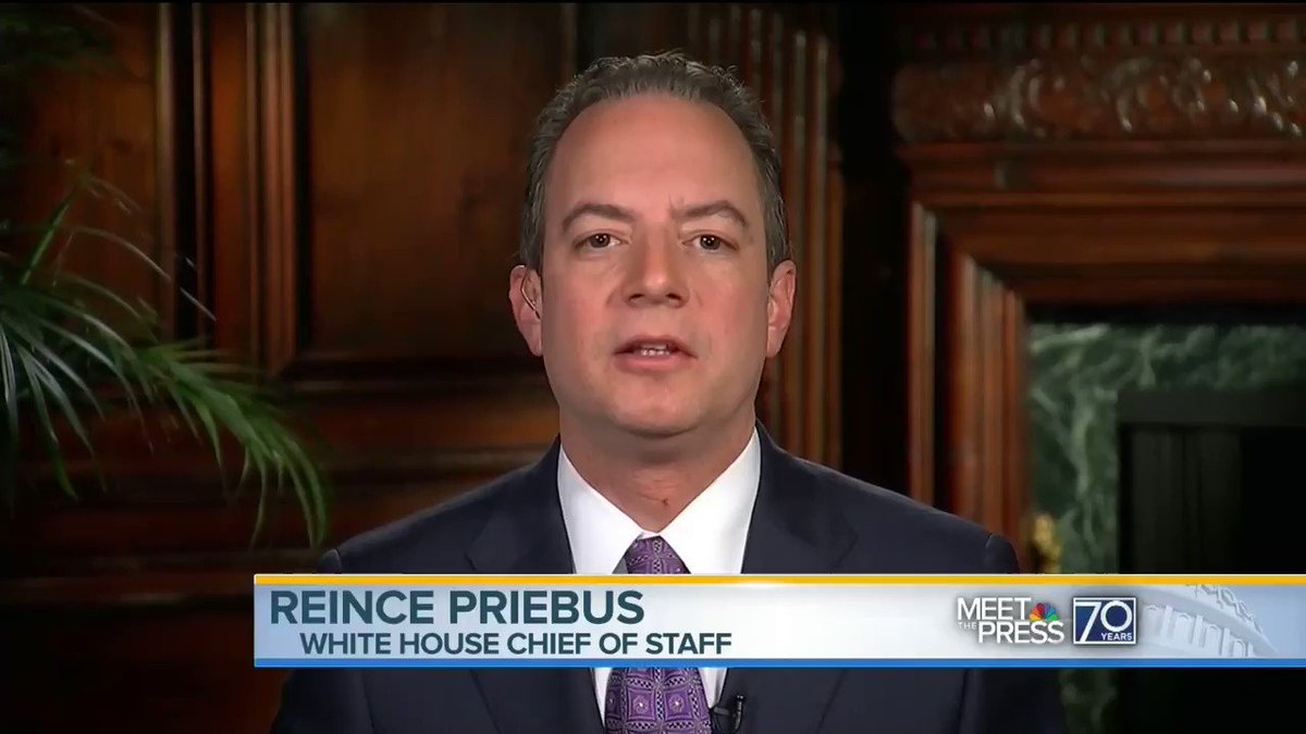 Fox's Chris Wallace Confronts Reince Priebus Over Trump's Beef With The Press: 'You Don't Get To Tell Us What To Do'