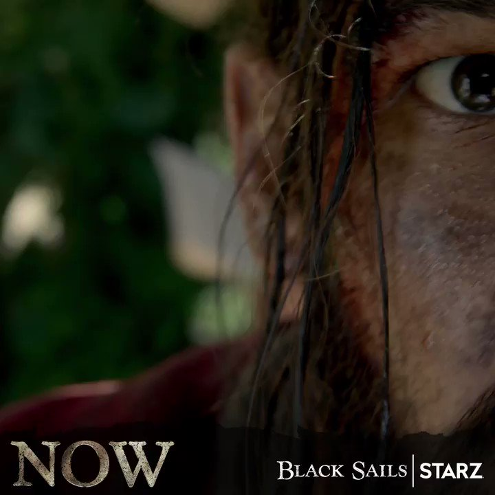 Death is knocking at the Redcoats' door. A new episode of #BlackSails starts now on @STARZ.