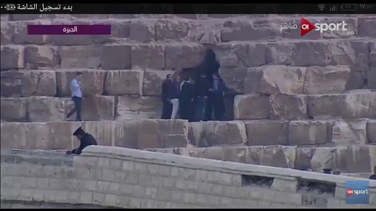 #اليوم_السابع | #مصر - #Messi | شاهد بالفيديو الارجنتيني #ميسي في الاه...