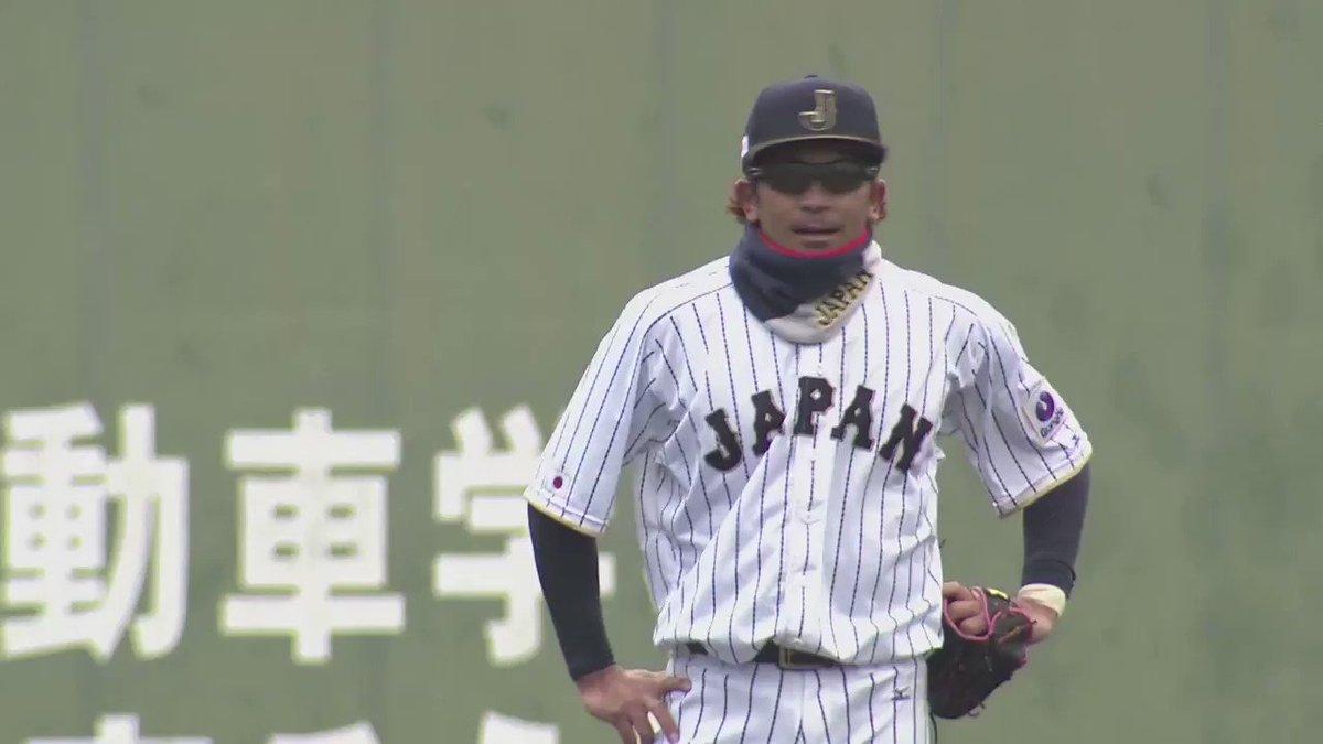 強化合宿初日、ノックでの動きが熱いのはやっぱりこの選手! #侍ジャパン #松田宣浩 https://t.co/CKqWJXPZ0b