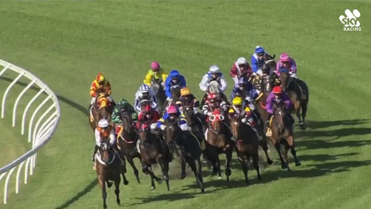 Get amongst the action of the TAB Chipping Norton Stakes by watching W...