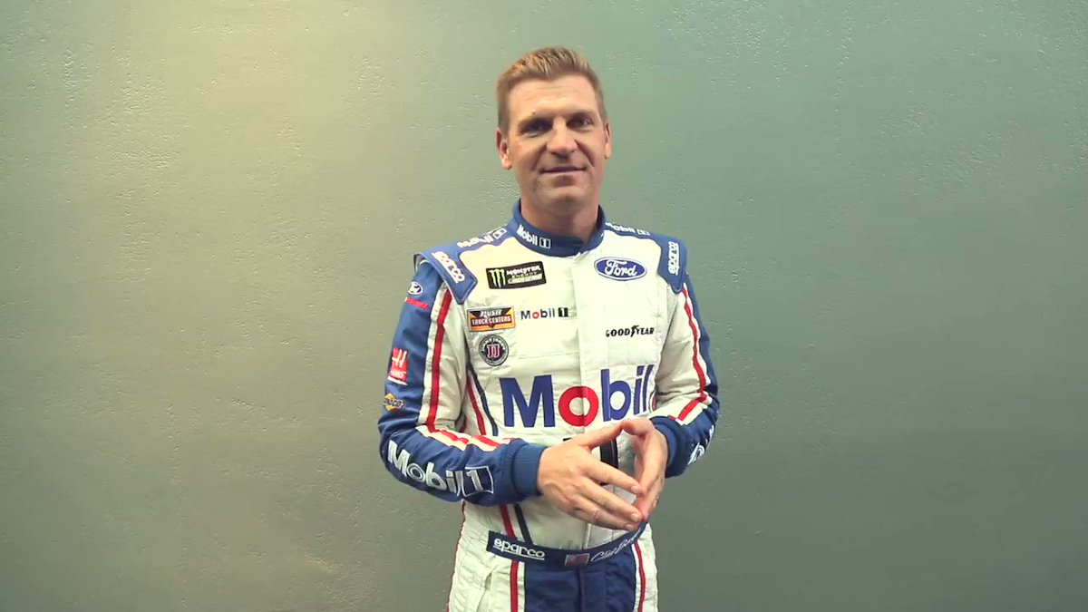 #SHRFans, @ClintBowyer wants to know what YOUR plans are for #DaytonaD...