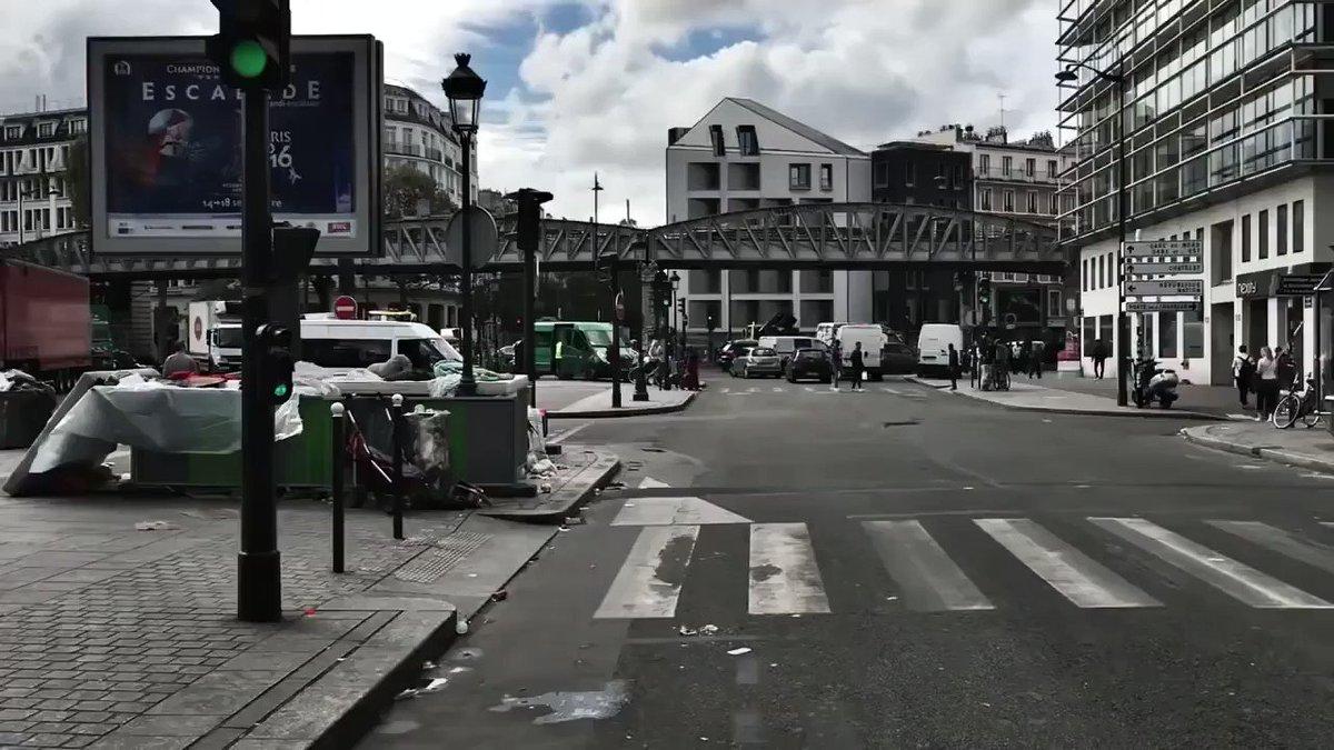 This is what Trump meant when he said Paris is no longer Paris. https://t.co/3olYhRfhlA