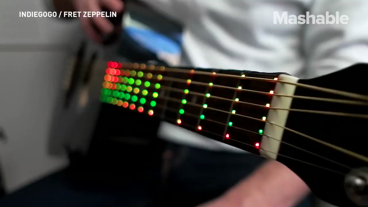This system will teach you how to play guitar in no time at all